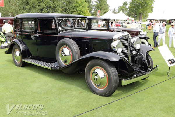 1931 Marmon Sixteen 4-Door Sedan