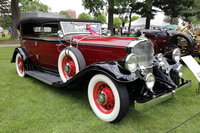 1932 Pierce-Arrow Model 54 Dual Cowl Phaeton