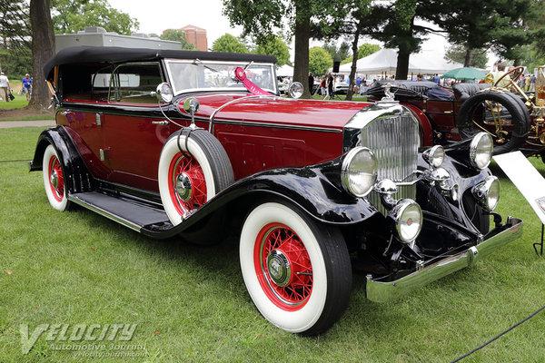 1932 Pierce-Arrow Model 54 Dual Cowl Phaeton