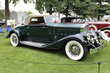 1933 Pierce-Arrow 1242 convertible coupe