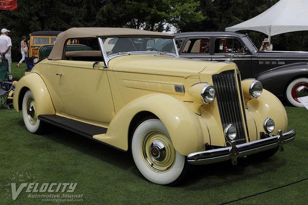 1936 Packard 120-B Convertible