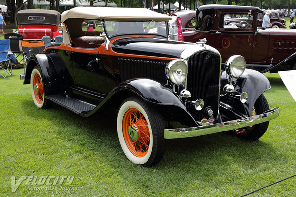 1932 Plymouth Model PB Roadster