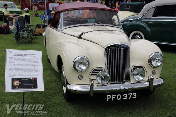 1954 Sunbeam-Talbot Alpine Roadster