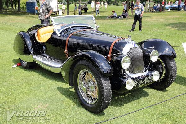 1937 Talbot-Lago Type 150C Roadster by Figoni & Falaschi