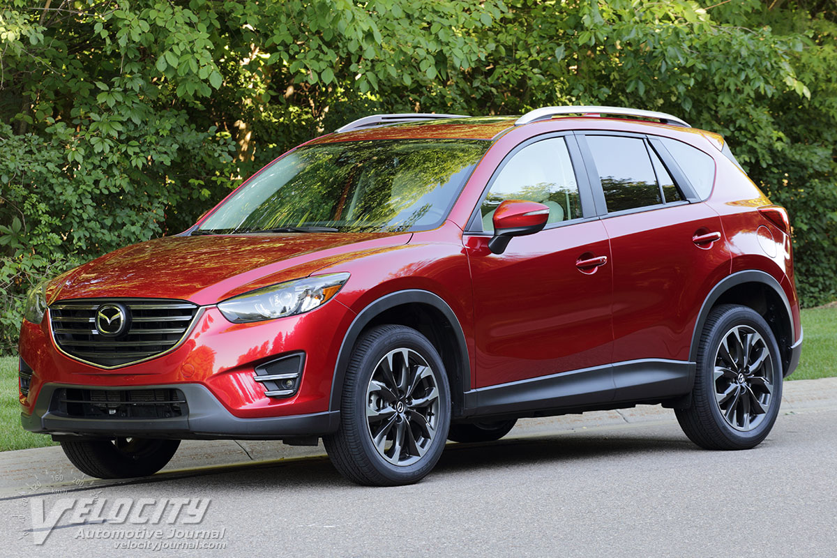 Mazda Cx  Grand Touring Features