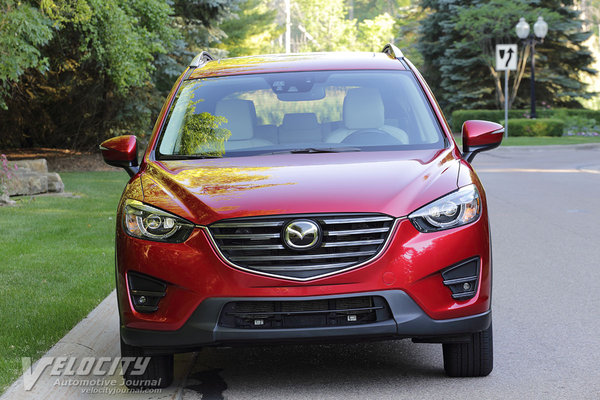 2016 Mazda CX-5 Grand Touring AWD