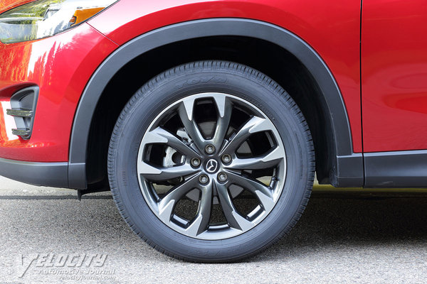 2016 Mazda CX-5 Grand Touring AWD Wheel