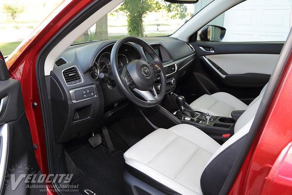 2016 Mazda CX-5 Grand Touring AWD Interior