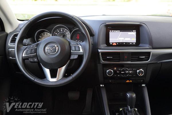2016 Mazda CX-5 Grand Touring AWD Instrumentation
