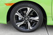 2016 Honda Civic coupe Wheel