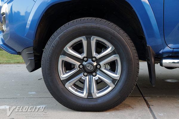 2016 Toyota Tacoma Double Cab Wheel