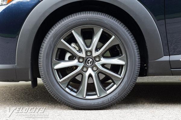2016 Mazda CX-3 Wheel