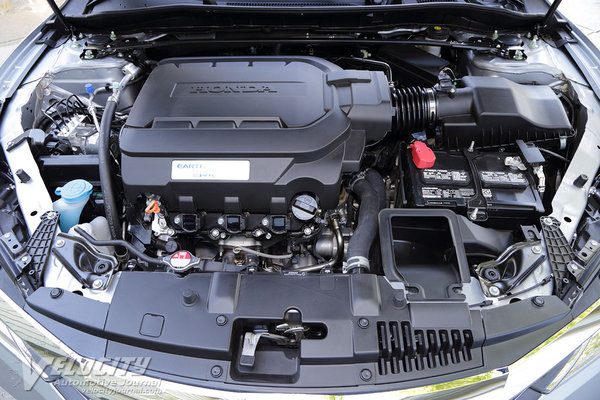 2017 Honda Accord Touring V6 Engine