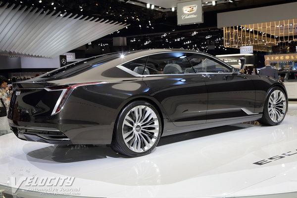 2016 Cadillac Escala