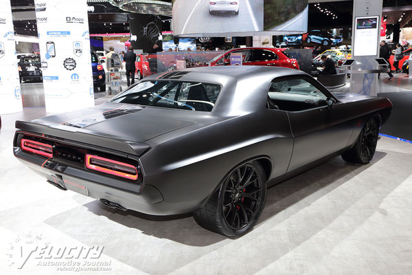2016 Dodge Shakedown Challenger