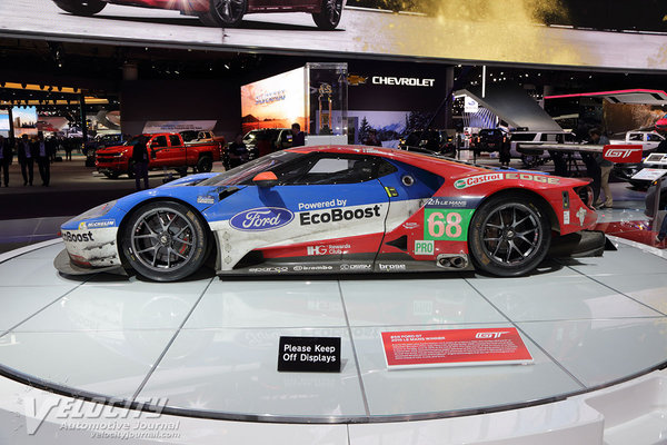 2016 Ford GT LeMans Racer