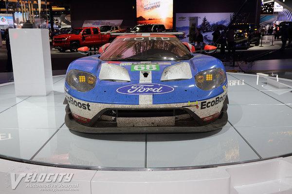 2016 Ford GT LeMans Racer