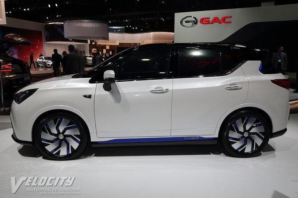 2017 GAC Motor GE3 Prototype