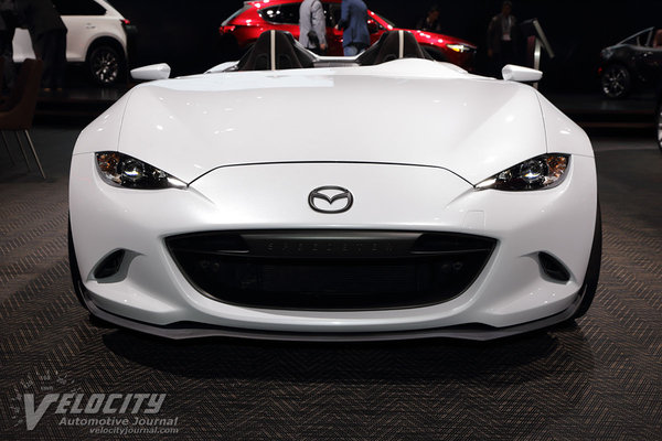 2016 Mazda MX-5 Miata Speedster Evolution
