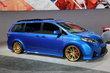 2016 Toyota Extreme Sienna
