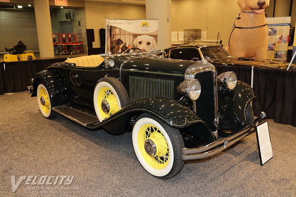 1932 Chrysler CI Roadster