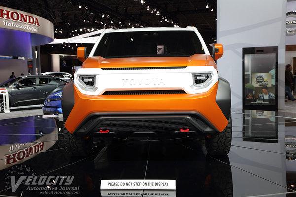 2017 Toyota FT-4X