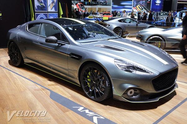 2017 Aston Martin Rapide AMR