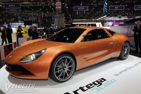 2019 Artega Scalo Superelletra