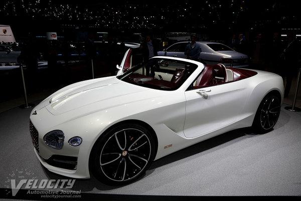 2017 Bentley EXP 12 Speed 6e