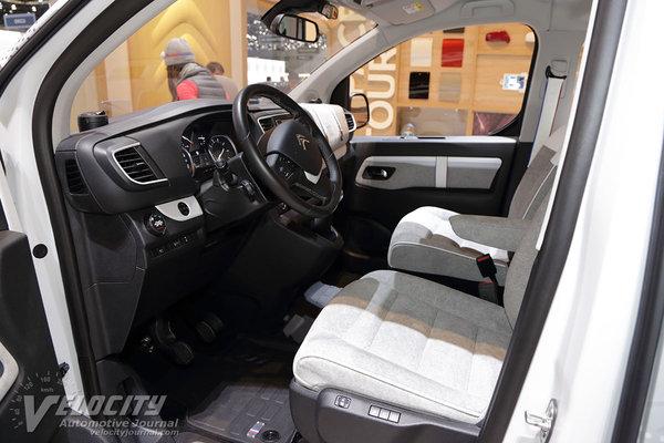 2017 Citroen SpaceTourer 4x4 E Interior