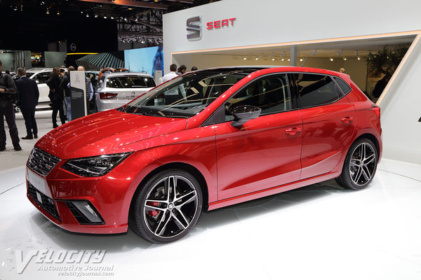 2018 seat ibiza 5d information. Black Bedroom Furniture Sets. Home Design Ideas