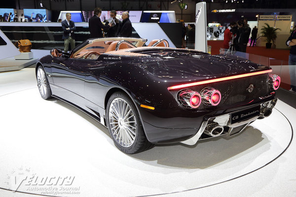 2018 Spyker Preliator Spyder