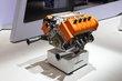 2018 Spyker Preliator Spyder Engine