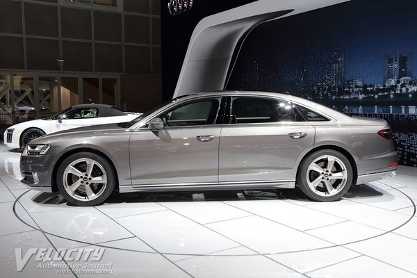 2019 Audi A8L