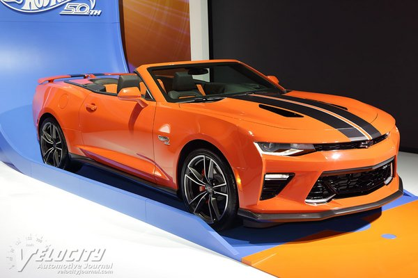 2018 Chevrolet Camaro Hot Wheels Edition Convertible