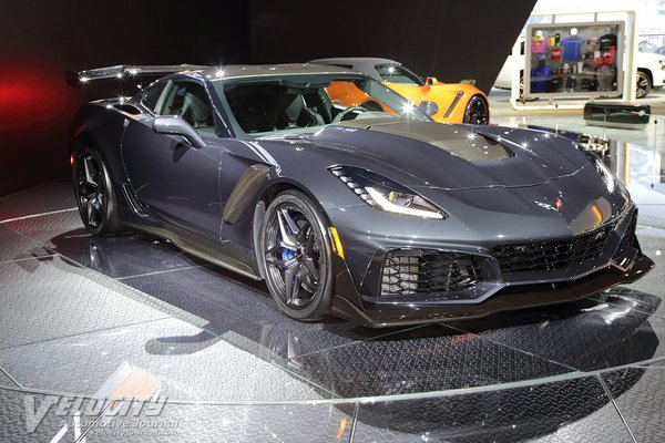 2019 Chevrolet Corvette ZR1 Coupe