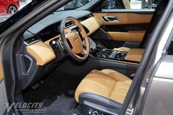 2018 Land Rover Range Rover Velar Interior