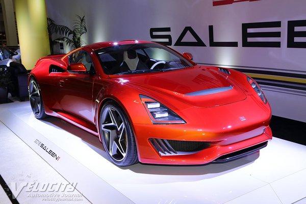 2018 Saleen S1