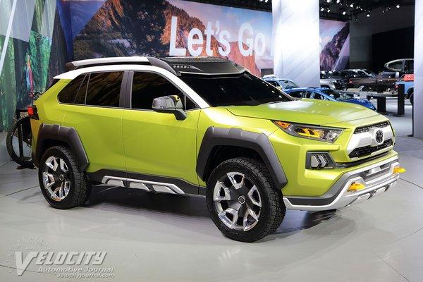 2017 Toyota FT-AC
