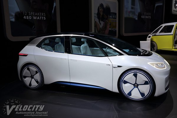 2016 Volkswagen I.D.