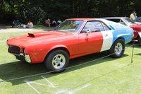 1969 AMC AMX S/S Fastback