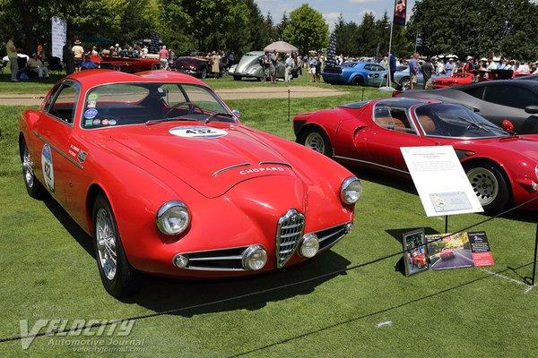 1957 Alfa Romeo 1900 C SS Zagato Coupe