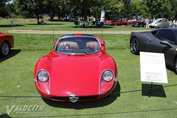 1968 Alfa Romeo Tipo Stradale