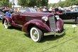1935 Auburn 851 Boat Tail