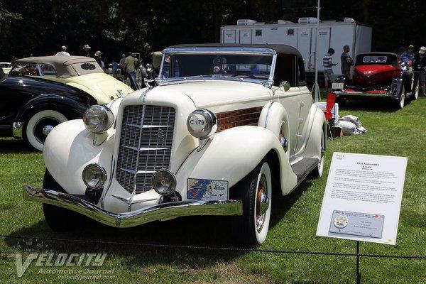 1935 Auburn 851 Coupe