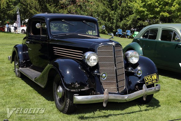 1935 Buick Series 50 Coupe