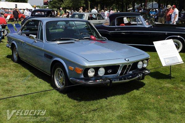 1972 BMW 3.0 CS Coupe