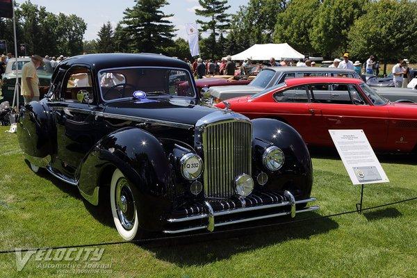 1947 Bentley Mk VI by Figoni et Falaschi