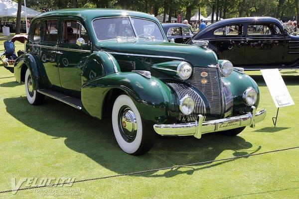 1939 Cadillac Series 75 7519-F Imperial Sedan