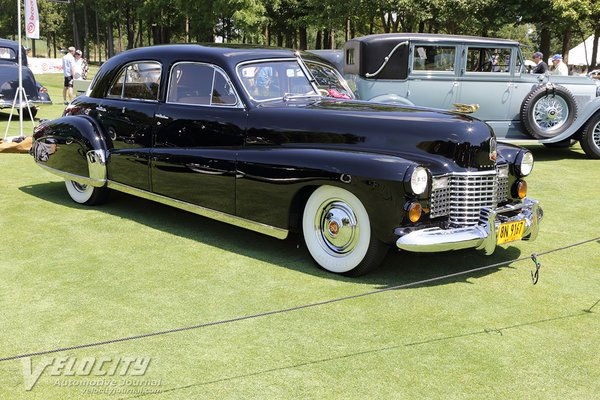 1941 Cadillac Series 62 6219D Touring Sedan Deluxe